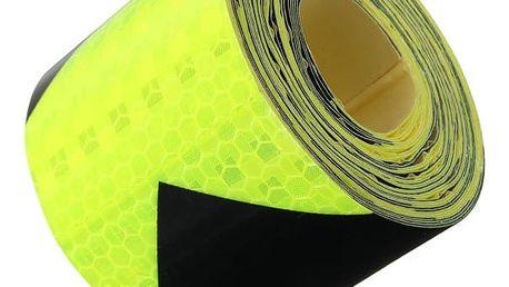 Reflexní páska 5 m - mix barev