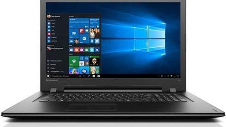 Notebook Lenovo 300-17ISK (80QH003YCK) černý