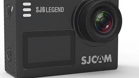 Outdoorová kamera SJCAM SJ6 Legend černá + Doprava zdarma