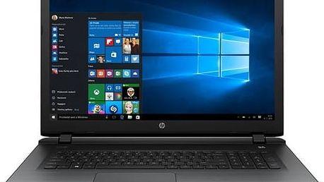 Notebook HP Pavilion 17-g112nc (P7S88EA#BCM) stříbrný + Doprava zdarma