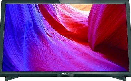 Menší LED televize Philips 22PFH4000