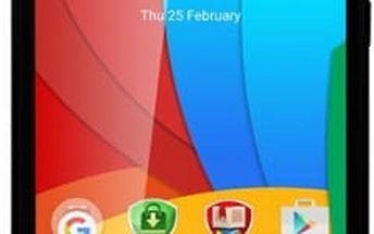 Mobilní telefon Prestigio Muze A5 Dual SIM (PSP5502DUOBLACK) černý