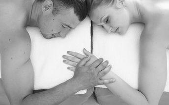 Partnerská edukační masáž