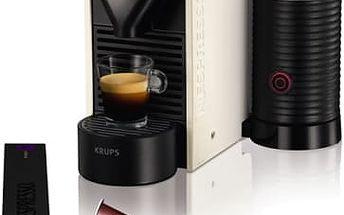 Espresso Krups Nespresso U XN2601 bílé