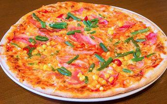 Skvělá pizza v samotném srdci Prahy