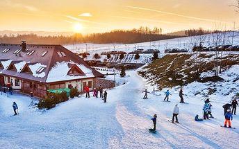 3denní zimní pobyt s polopenzí v hotelu Heipark**** na Moravě pro 2–4 osoby