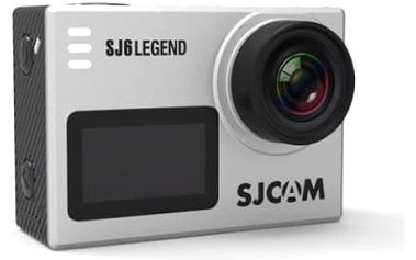 Outdoorová kamera SJCAM SJ6 Legend stříbrná