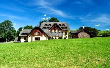 Romantika na Slovensku v penzionu Eland