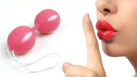 Venušiny kuličky Exquisite pro zdraví i příjemné vzrušení