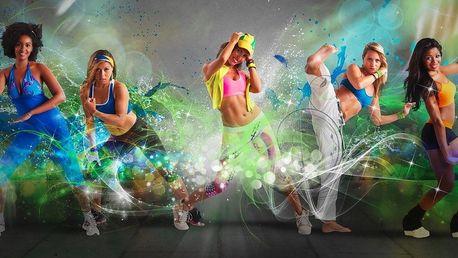 5 lekcí ve studiu Tančit může každý