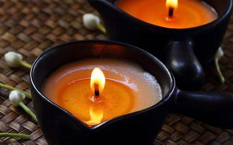 Relaxace pro dva - privátní vířivka a infrasauna 40, 60, 90 nebo 120 minut v salónu Thani spa.