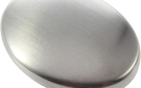 Kovové mýdlo k odstraňování zápachu z rukou