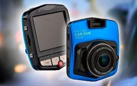 Kamera do auta pro záznam jízdy
