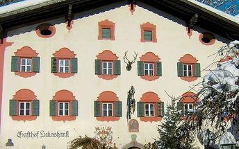Rakousko - Kaprun / Zell am See na 6 až 8 dní, polopenze s dopravou vlastní
