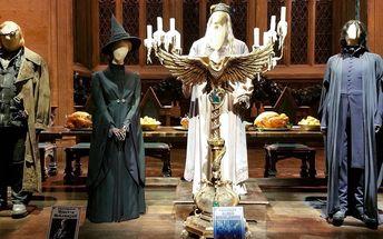 Londýn s návštěvou ateliérů Harry Potter