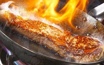 Skvostné steaky z krkovičky či kuřecího pro dva