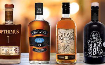 Výběrový rum přesně podle vaší chuti