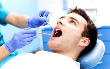 Dentální hygiena včetně instruktáže, fluoridace, leštění a prevence + možnost air flow na Praze 3