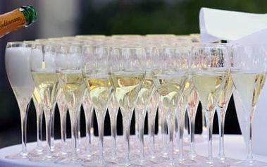 Ochutnávka šampaňského v Praze
