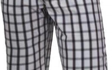 Pánské 3/4 kalhoty Envy KAWERAU III. bílá 3xl