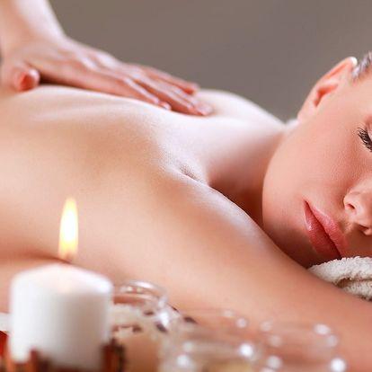 Celotělová Andělská masáž pro ženy včetně peelingu v délce 70 minut
