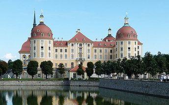 Tři oříšky pro Popelku na zámku Moritzburg