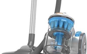 Vysavač podlahový VAX Air Compact Pet C85-AM-P-E šedý/modrý