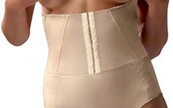 Tvarující korzetové kalhotky Control Body, béžové