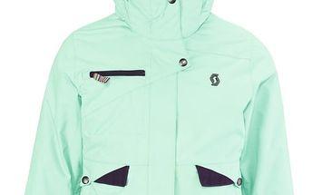 Dívčí bunda Scott Crystaline, sv. modrá