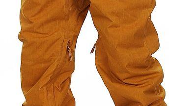 Pánské kalhoty Quiksilver, oranžové