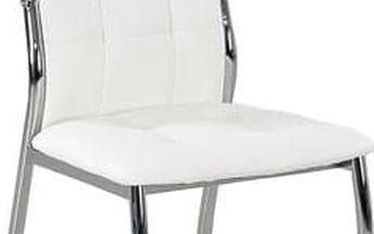 Jídelní židle FREIBURG weiss