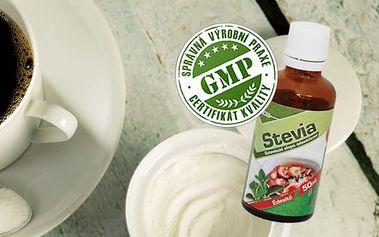 Stevia kapky