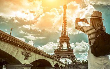 To nej z Paříže a Versailles: 2 noci se snídaní