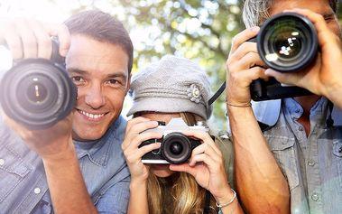 Individuální kurz fotografování