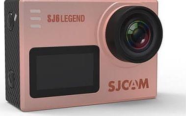 Outdoorová kamera SJCAM SJ6 Legend zlatá