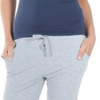 Dámské pyžamo Playboy, modro-šedé
