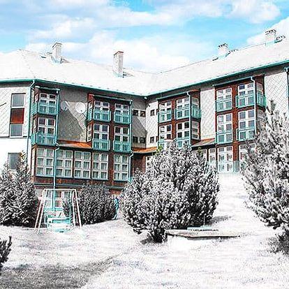 3–6denní pobyt s polopenzí a fitness v hotelu Swing*** na Šumavě pro 2 osoby