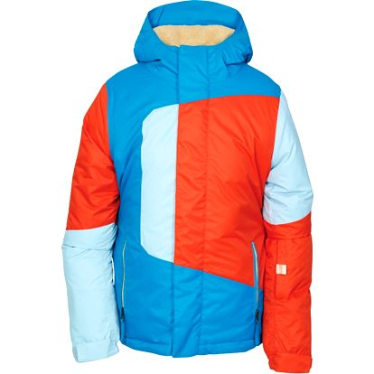 Chlapecká bunda 686 Boys Blaze Insulated Jacket Blue
