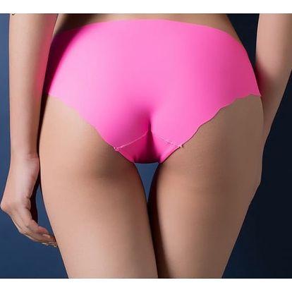 Dámské bezešvé kalhotky - 12 barev