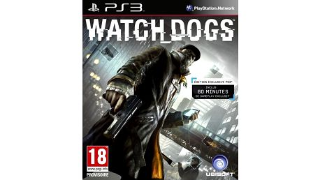 Hra Ubisoft Watch dogs PS3