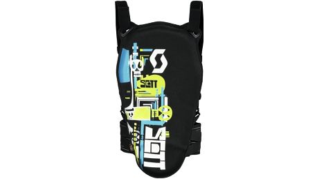 Zádový chránič Scott Soft Actifit JR Back Protector, XXS