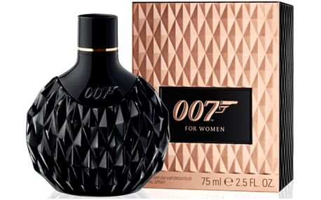 James Bond James Bond 007 Woman - EDP - SLEVA - bez celofánu 75 ml