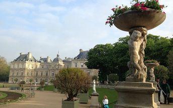 Paříž - nákupy + návštěva Vesrailles, 5denní zájezd pro 1 osobu: doprava, snídaně a 2 noci
