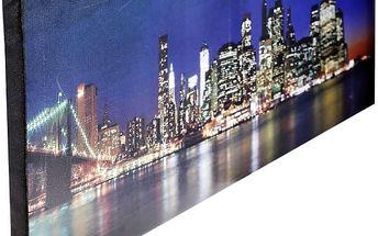 Hedvábné lesklé fotoplátno s vaší fotografií na kvalitním dřevěném rámu: 7 rozměrů