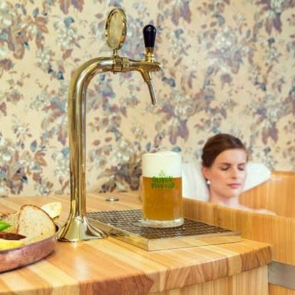 Pivní zážitky v rodinném penzionu v Praze