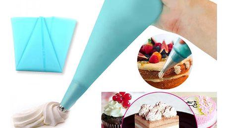 Silikonová zdobička na dorty