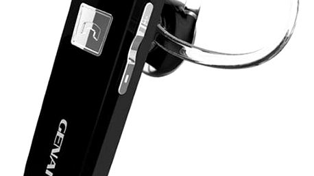 Bezdrátové bluetooth 4.1 handsfree sluchátko v černé barvě