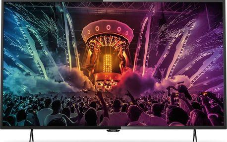 Střední LED televize Philips 43PUS6101