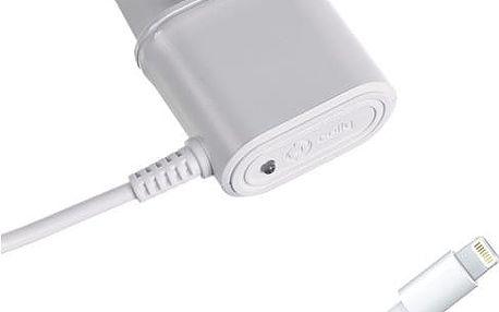 CELLY cestovní nabíječka s konektorem Apple Lightning, 1A, blister - TCIP5
