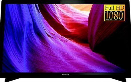 Menší LED televize Philips 22PFT4000